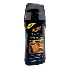 Meguiars Gold Class Rich Leather Cleaner Conditioner
