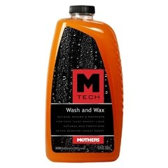 Mothers MTECH Wash & Wax - Shampoo C/ Cera 1,420ML
