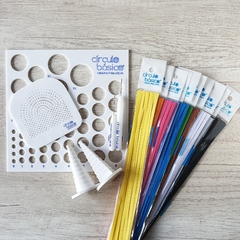 Kit Inicial para Quilling PLUS