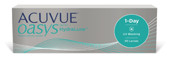 1-Day Acuvue Oasys HydraLuxe - comprar online