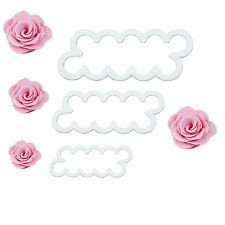 SET CORTANTE 3D ROSA FACIL GRANDE X3
