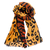 Pashmina en Animal Print I