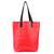 Shopping Bag en PU Rojo en internet