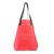 Shopping Bag en PU Rojo - comprar online