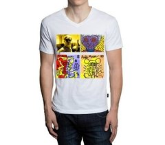 Playeras De Andy Warhol Paints Warhola Pinturas