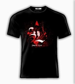 Playeras O Camisetas Death Note en internet