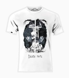 Playeras O Camisetas Death Note - Jinx