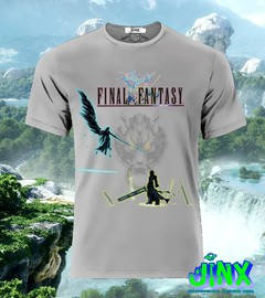 playera blusa final fantasy