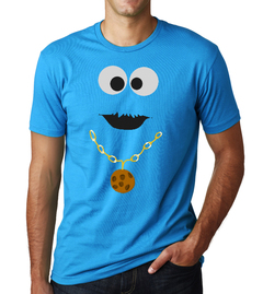 playera camiseta comegalletas