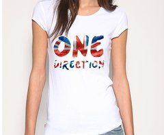 blusa o camiseta one direction