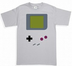 camiseta playera nintendo game boy