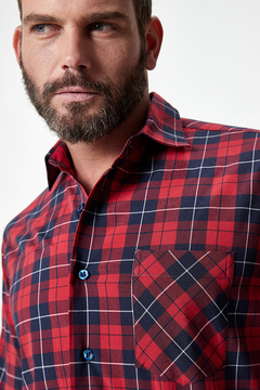 Camisa Palau Red en internet
