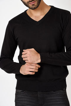 Sweater Kalil Black - comprar online