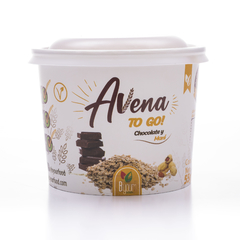 Avena To Go! Chocolate y Maní 55 GR. - Byourfood