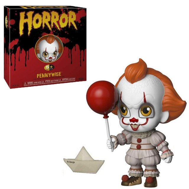 HORROR PENNYWISE 5FIVESTAR ORIGINAL FUNKO