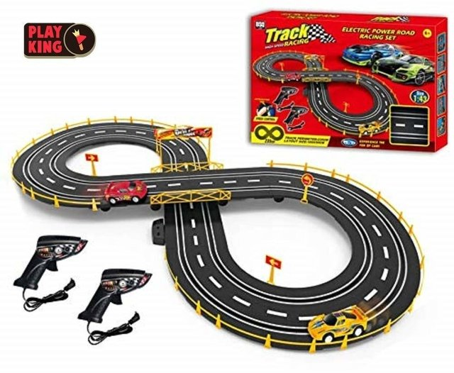 PISTA DE AUTO TRACK HIGH SPEED 235 CM