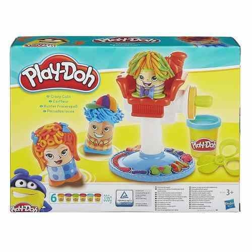 Play Doh Masa cortes divertidos