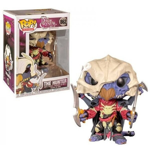 FUNKO POP ORIGINAL THE HUNTER THE DARK CRYSTAL 862
