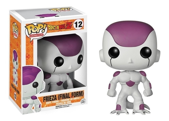 DRAGON BALL Z FRIEZA (FINAL FORM) FUNKO POP ORIGINAL
