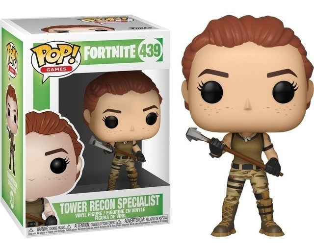FORTNITE TOWER RECON SPECIALIST FUNKO POP ORIGINAL