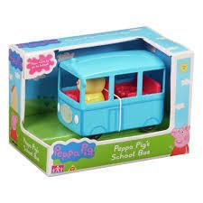 PEPPA PIG SCHOOL BUS CHICO