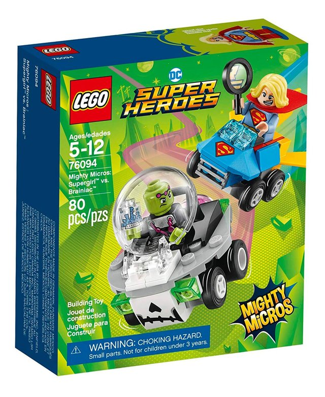 Lego Mighty Micros DC 76094