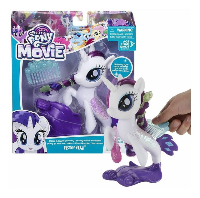 MY LITTLE PONY THE MOVIE RARITY