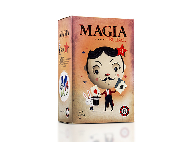 Magia Ruibal 3 - ART 4514