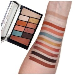 Wet n Wild - Color Icon Eyeshadow 10 Pan Palette Not A Basic Peach en internet
