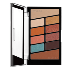 Wet n Wild - Color Icon Eyeshadow 10 Pan Palette Not A Basic Peach