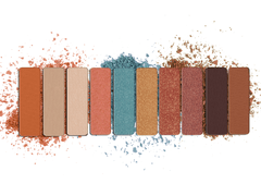 Wet n Wild - Color Icon Eyeshadow 10 Pan Palette Not A Basic Peach - comprar online
