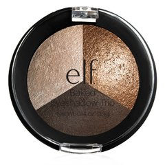 Elf - Baked Trio Eyeshadow Brown Bonanza