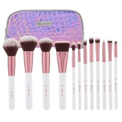 BH Cosmetics - Crystal Quartz 12 Piece Brush Set