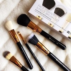 Bh Cosmetics - Face Essential 5 Piece Brush Set - comprar online