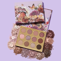 Colourpop - Shadow Palette Flutter By - comprar online