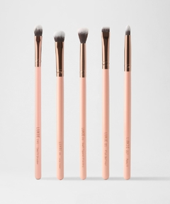 Luxie - Eyeconic Eye Set Rose Gold