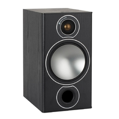 MONITOR AUDIO BRONZE 2 (Par) - Bookshelf Black Oak