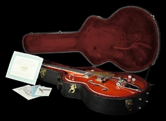 GRETSCH Brian Setzer Nashville (Orange Lacquer) - G6120SSL - Lead Music