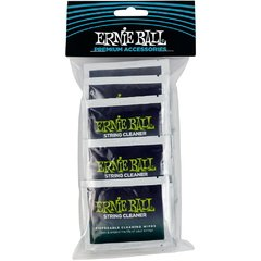 Ernie Ball Wonder Wipes String Cleaner, 20 Pack - 4249
