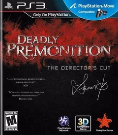 Deadly Premonition Director's Cut: Ultimate Edition Ps3