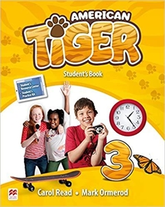 AMERICAN TIGER 3 - STUDENT'S BOOK