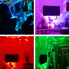 MINI DISCO LED