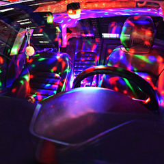 MINI DISCO LED - Arte & Esencias