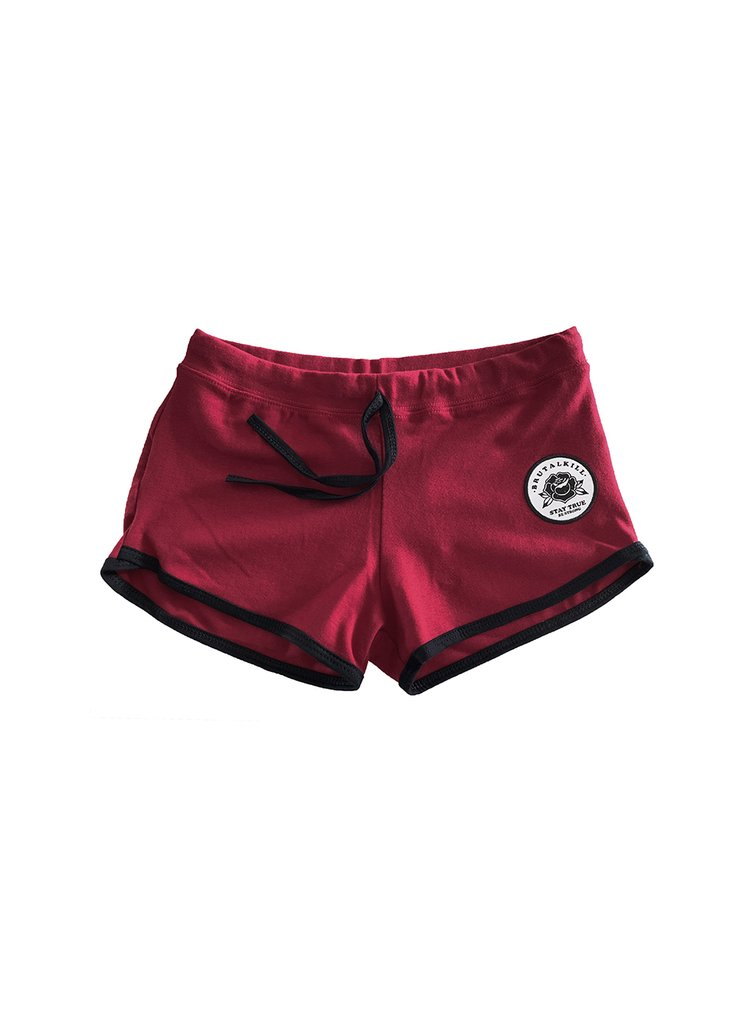 Shorts - Marilyn Red