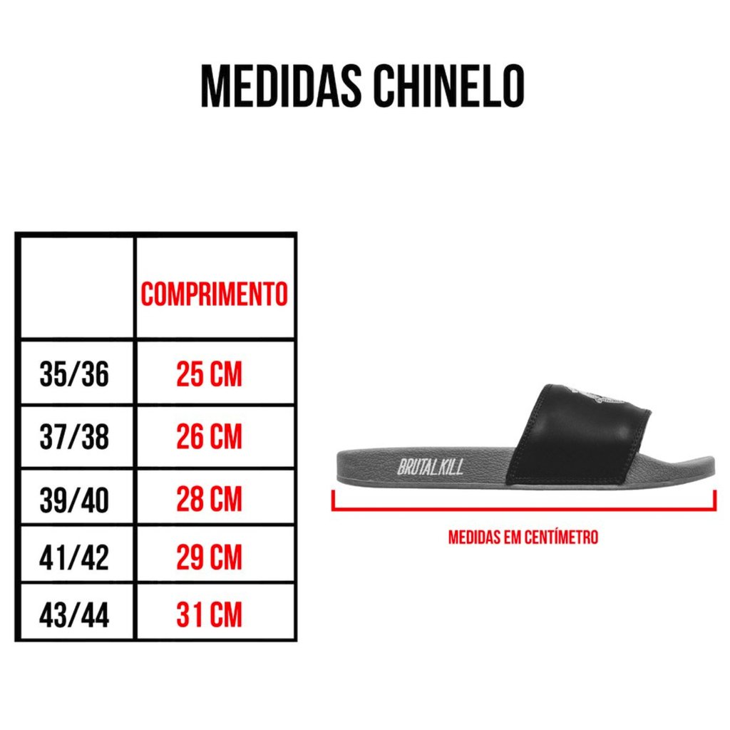 Chinelo Slide - Black Cat - Brutal Kill
