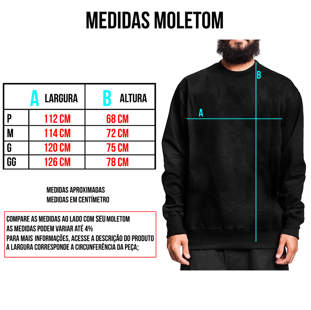Moletom Careca - Frodo