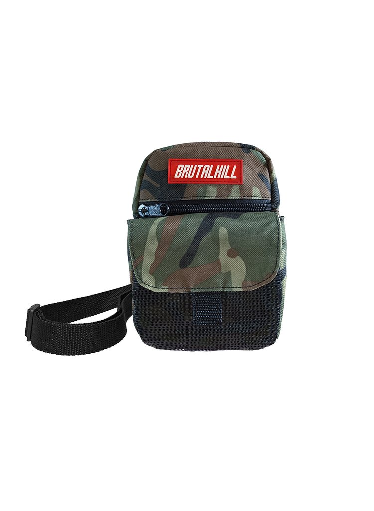 Shoulder Bag - Rubber Cammo