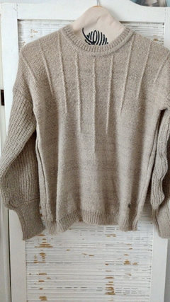 Sweater Cassette - Florencia Llompart