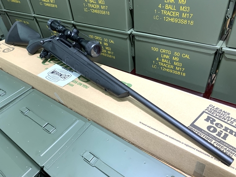 REMINGTON FUSIL 770 CALIBRE .270 WIN