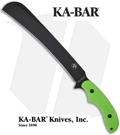 KA-BAR Cuchillo ZOMBIE KILLER PESTILENCE CHOPPER 5702